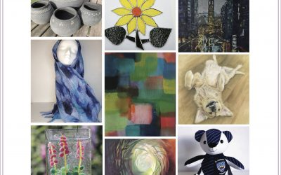 Bluebell Barn Art Exhibition